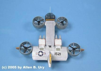 Bell X-22 V/STOL