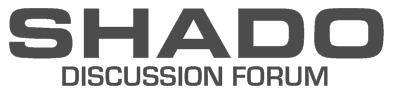 SHADO Discussion Forum